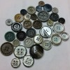 Men's buttons (photo)