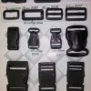 Plastic buckles (photo)