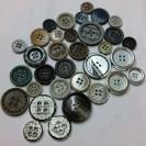 Копчета за мъжка конфекция (снимка)