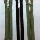 Spiral zippers Т4 - teeth width 4mm (photo)