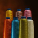 Embroidery threads - art. Poly soft (photo)