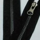 Metal zippers T5 - teeth width 5mm (photo)