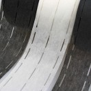 Interlining perforated tape (photo)