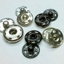 Press studs (sew-on) (photo)